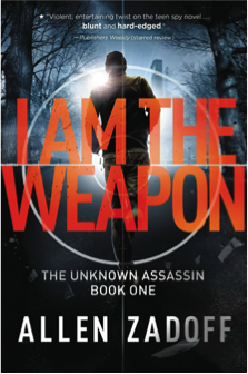 I Am the Weapon book cover