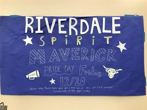 Riverdale spirit
