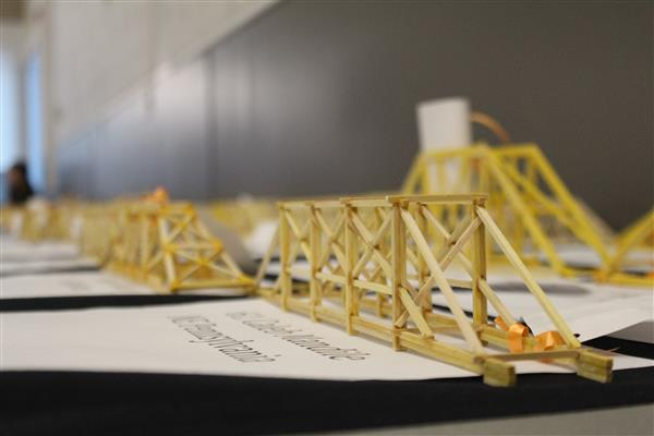 bridges built out of wood for competition