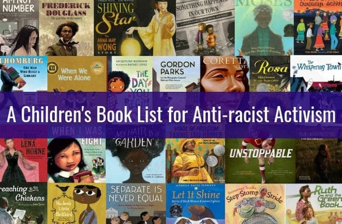 Anti-racist books