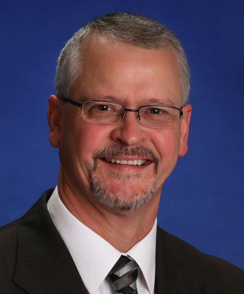 Jim Schlachter, Interim Superintendent