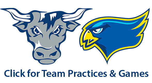 Click for team practices and games
